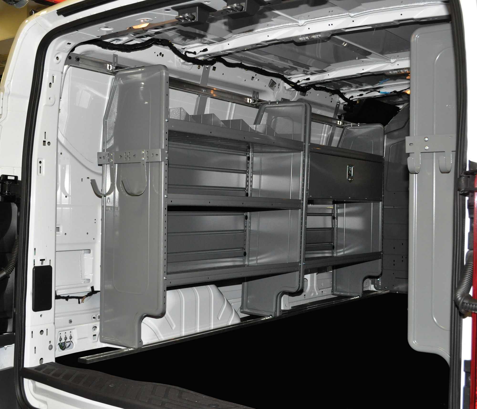 Ford Transit Interior Packages Autos Weblog