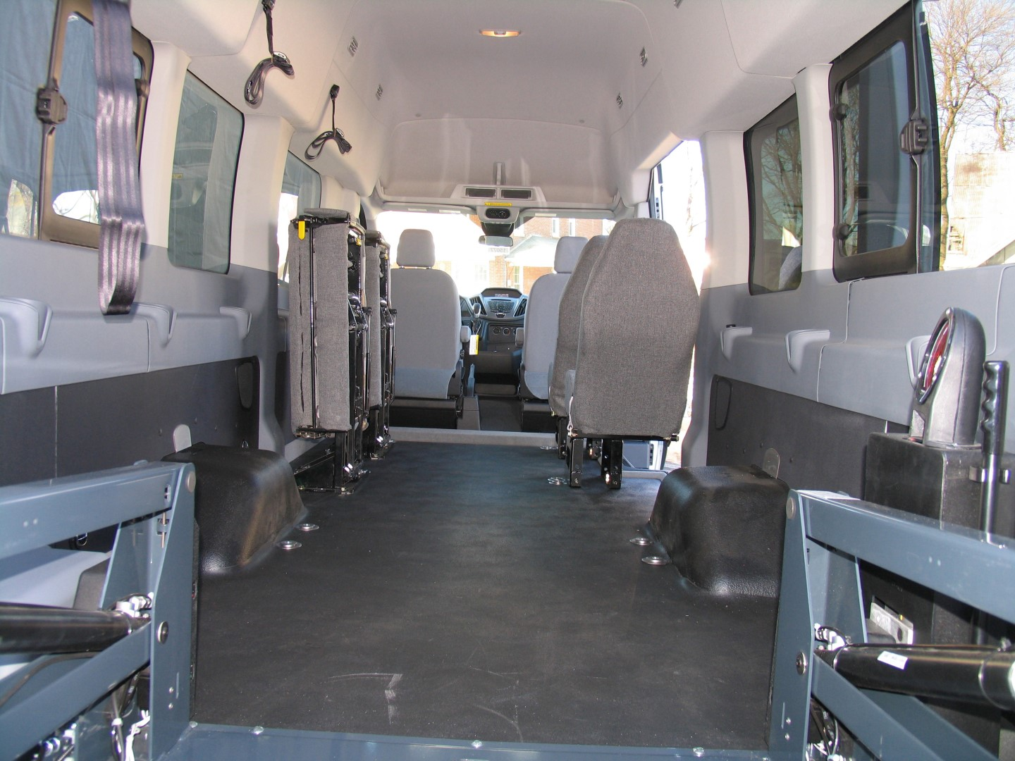 Ford Custom Vans - Customizers Quality Conversions