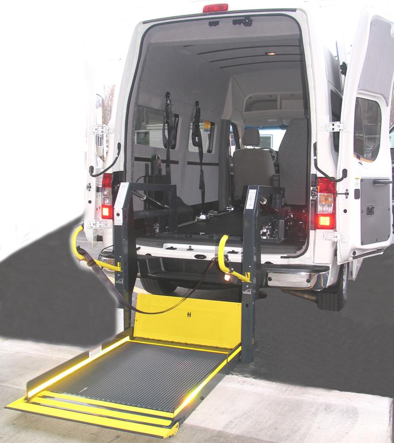 Nissan Custom Vans - Customizers Quality Conversions