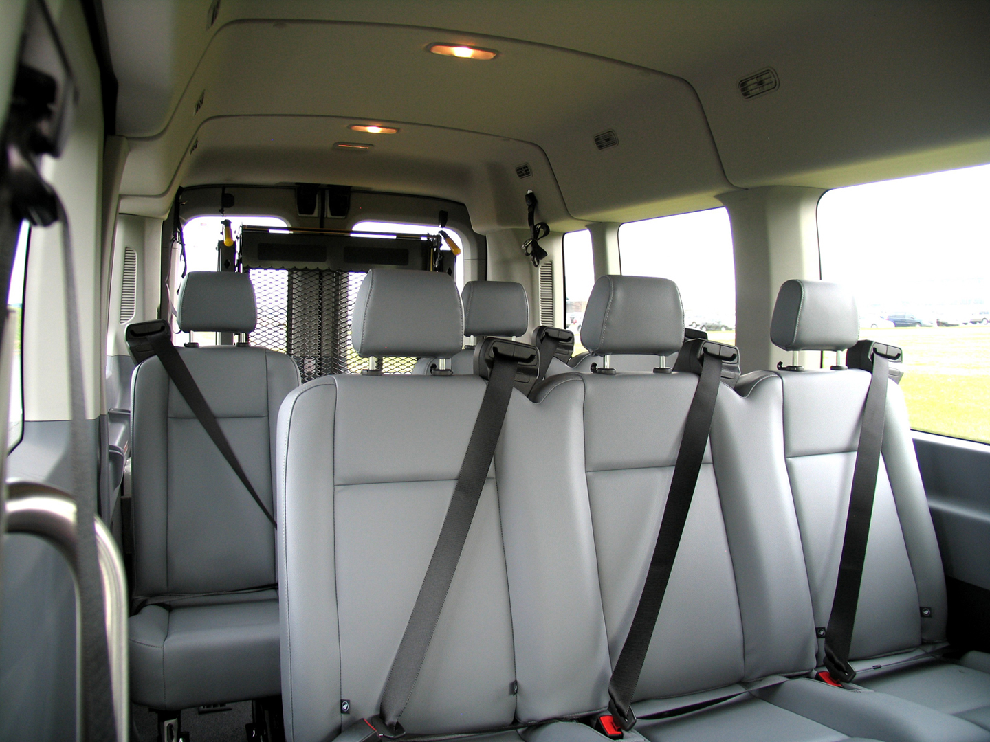 Ford Mobility Conversions - Customizers Quality Conversions