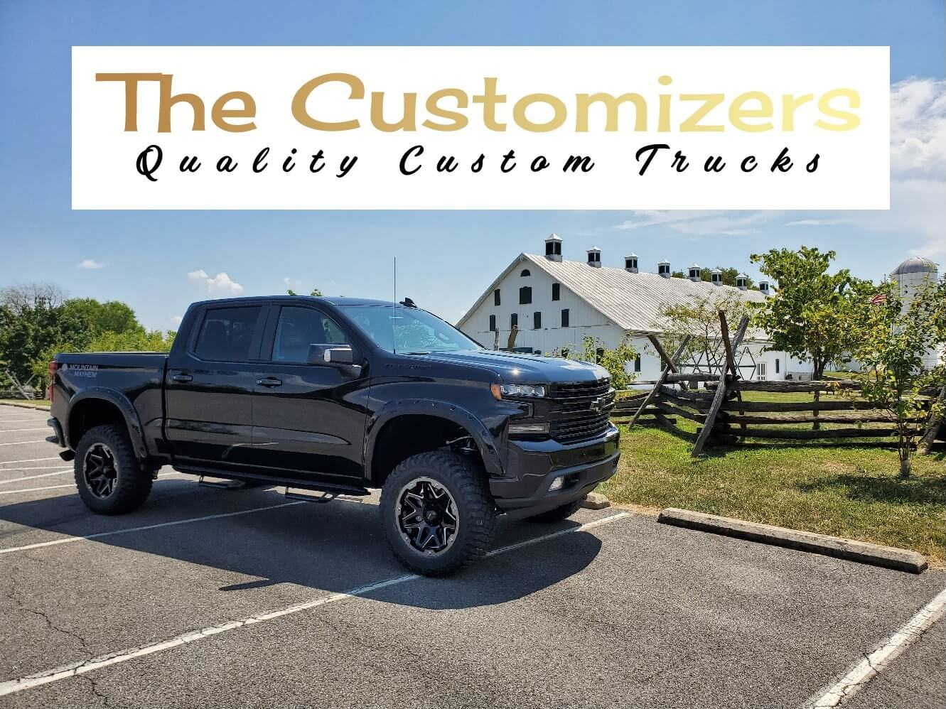The Customizers Quality Custom Trucks